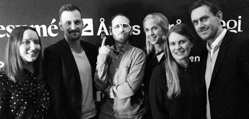 Årets Byrå 2018 - Digitalbyrå
