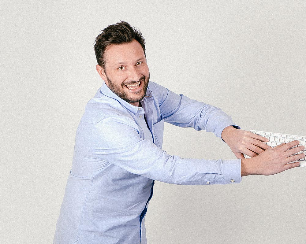 Magnus Anemo – Frontendutvecklare på Dazy Digital
