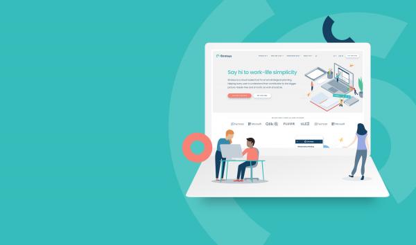 HubSpot-sajt till Stratsys